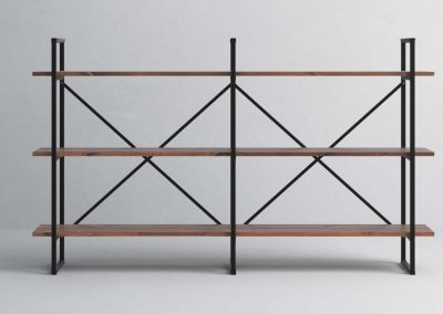 3-Shelf-18mm-Walnut-Double-Front
