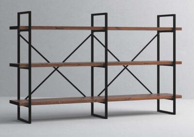 3-Shelf-30mm-Walnut-Angle