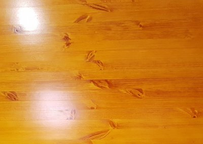 Pine Swatch Yew Stain